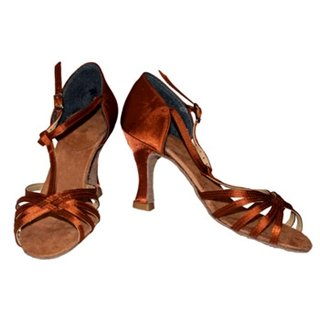 Picture of 4. Spider T-Bar Latin Shoe