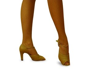 Picture of 7. Showgirl Shoe (LA Kit)