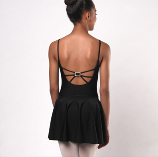 Picture of 8. Criss Cross Back With Diamante Buckle