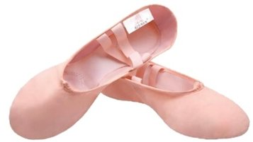 Picture of Ballet Pumps Canvas with elastic