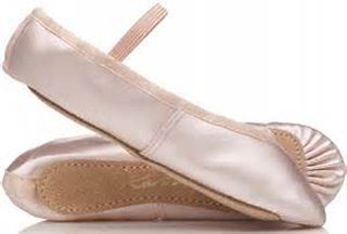 Picture of Ballet Pumps Satin