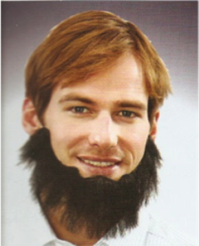 Picture of Beard Amish Style
