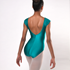 Picture of Cap Sleeve Low Back Leotard