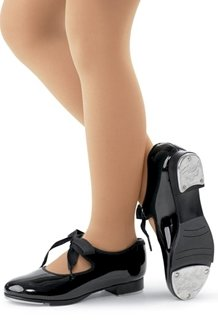 Picture of Capezio JR Tyette Tap Shoes