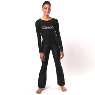 Picture of Dance Stuff Practice Gear Long Sleeve Top