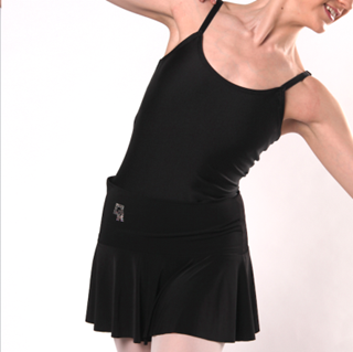 Picture of Dance Stuff Skirt Diamante Detail