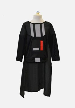 Picture of Darth Vader top and cape