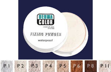 Picture of Dermacolor Fixing Powder Small (20g)