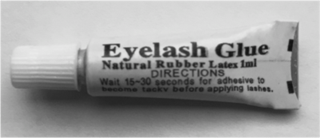 Picture of Eyelash Glue