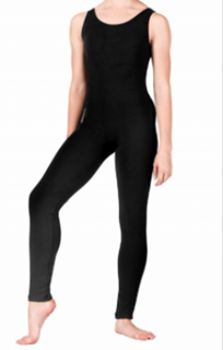 Picture of Girls Sleeveless Unitard