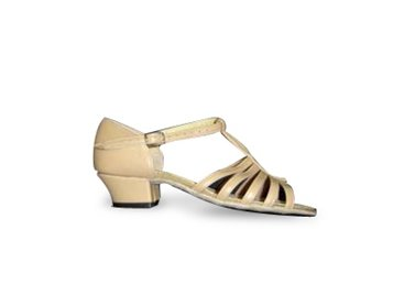 Picture of Girls Strapy Latin Shoes