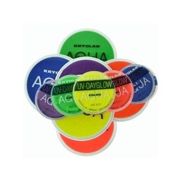 Picture of Kryolan Aqua Neon Colour 30ml