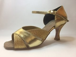 Picture of Latin open toe with short ankle strap