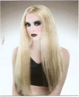 Picture of Long Blonde Wig