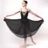 Picture of Long Chiffon Skirt (Lycra Waistband)
