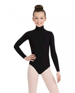 Picture of Long Sleeve Polo Leotard