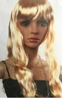 Picture of Long Wig With Fringe