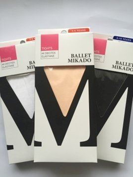 Picture of Mikado Adult's Ballet & Dance Tights