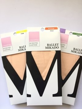 Picture of Mikado Adult's Convertible Tights