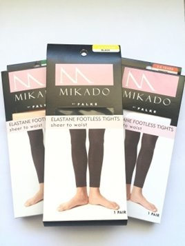 Picture of Mikado Children's Footless Tights