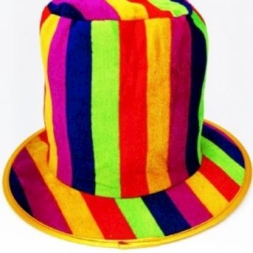 Picture of Multi Coloured Top Hat