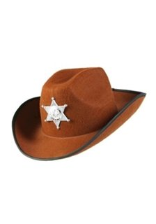 Picture of Sheriff Cowboy Hat