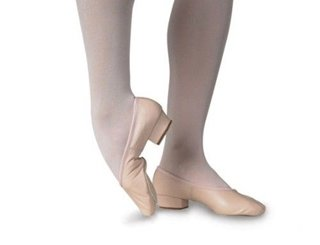 Picture of Teachers Ballet Shoes (Court)