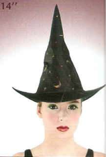 Picture of Witch Hat Gold Pics