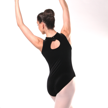 Picture of 9.1 Polo Neck Leotard