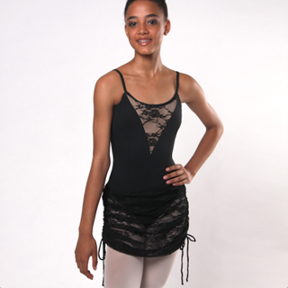 Picture of Capezio Camisole Lace Leotard OUT OF STOCK
