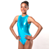 Picture of High Neck Leotard With Shimmery Inlay