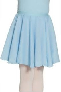 Picture of 2. Chiffon Full Circle Skirt