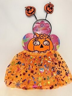 Orange Pumpkin Halloween outfit for kids South Africa