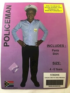 Police Man (Kids)