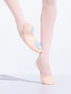 Capezio Cobra Canvas  Split Sole Ballet Shoes