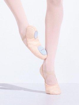 Capezio Cobra Canvas  Split Sole Ballet Shoes