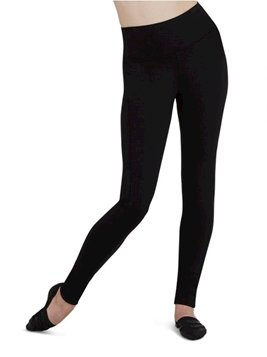 Ankle length fitted jazz pants