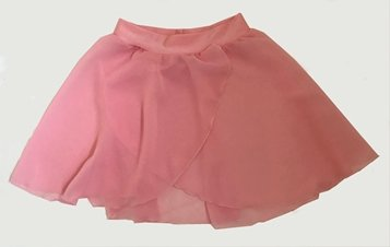 Picture of 3. Chiffon Cross Over Skirt