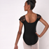Picture of 5. Raglan Lace Cap Sleeve Leotards