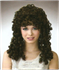 Picture of Medium Curly Brown Wig
