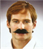 Picture of Moustache Thick Pointed Ends