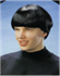 Picture of Short Black Wig
