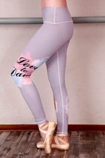 Picture of Printed leggings adult