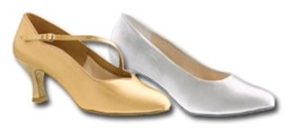 Picture of 2. Wedding Shoe with  or without Strap